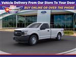 2020 Ford F-150 Regular Cab 4x4, Pickup #D34446 - photo 1