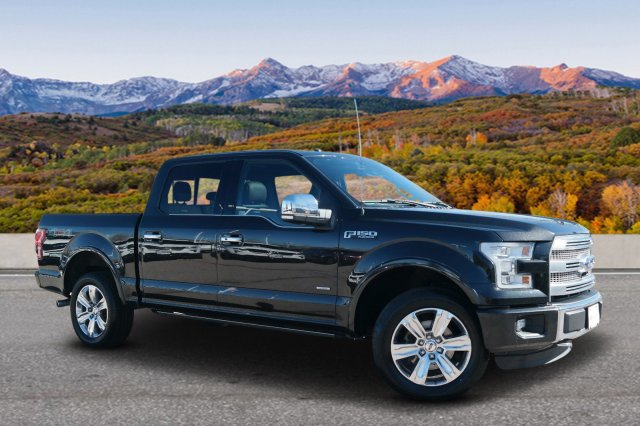 2015 F-150 SuperCrew Cab 4x4,  Pickup #D43337A - photo 4