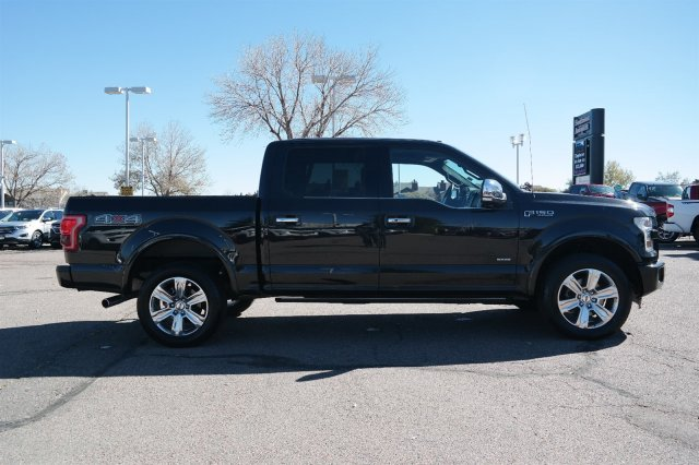 2015 F-150 SuperCrew Cab 4x4,  Pickup #D43337A - photo 1