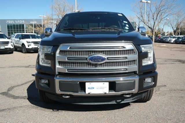 2015 F-150 SuperCrew Cab 4x4,  Pickup #D43337A - photo 10