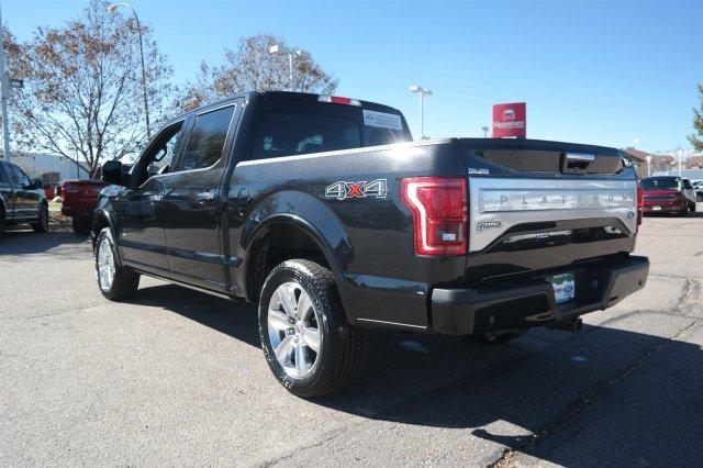 2015 F-150 SuperCrew Cab 4x4,  Pickup #D43337A - photo 7