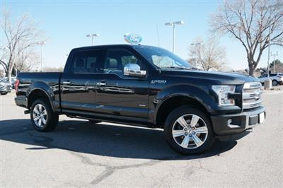 2015 F-150 SuperCrew Cab 4x4,  Pickup #D43337A - photo 3