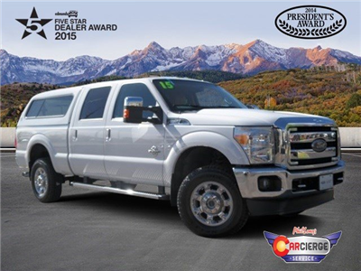 2015 F-350 Crew Cab 4x4 Pickup #DP4377 - photo 1