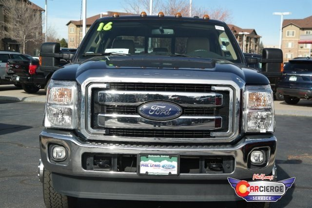 2016 F-350 Crew Cab DRW 4x4 Pickup #DP4476 - photo 9