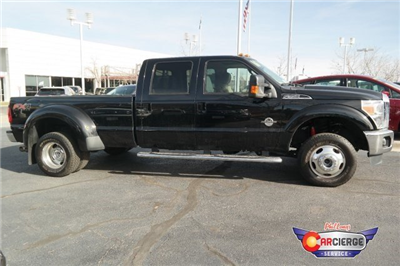 2016 F-350 Crew Cab DRW 4x4 Pickup #DP4476 - photo 3