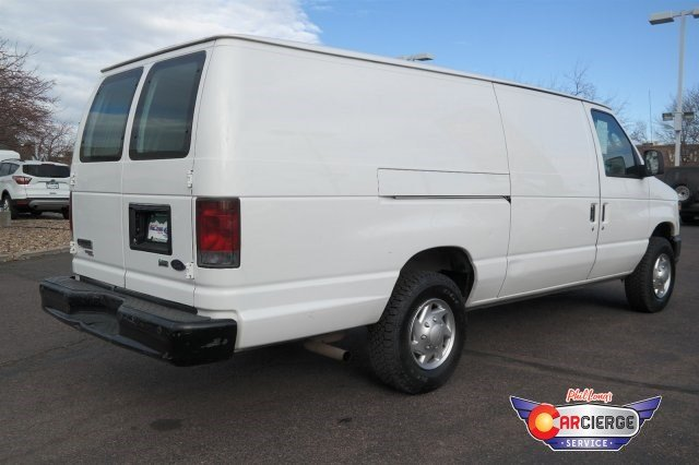 2012 E-250 Cargo Van #DP4503 - photo 2