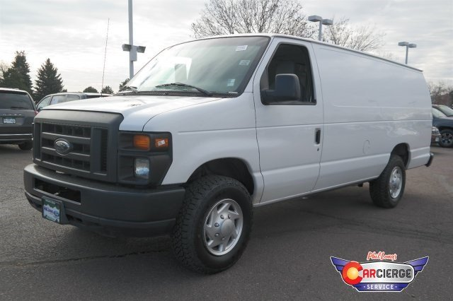 2012 E-250 Cargo Van #DP4503 - photo 7