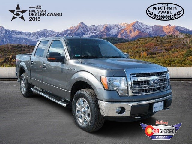 2014 F-150 Super Cab 4x4, Pickup #DP4735 - photo 1