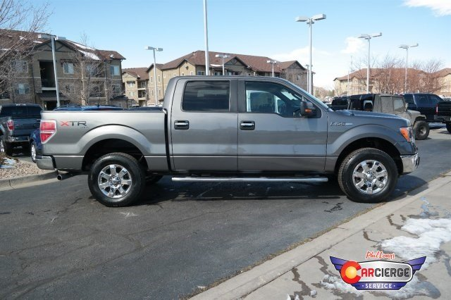 2014 F-150 Super Cab 4x4, Pickup #DP4735 - photo 3