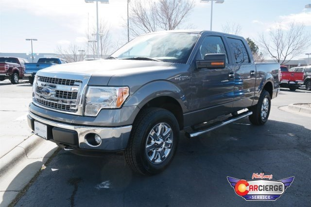 2014 F-150 Super Cab 4x4, Pickup #DP4735 - photo 7