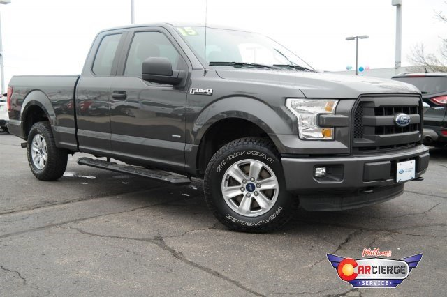 2015 F-150 Super Cab 4x4, Pickup #DP4961 - photo 10