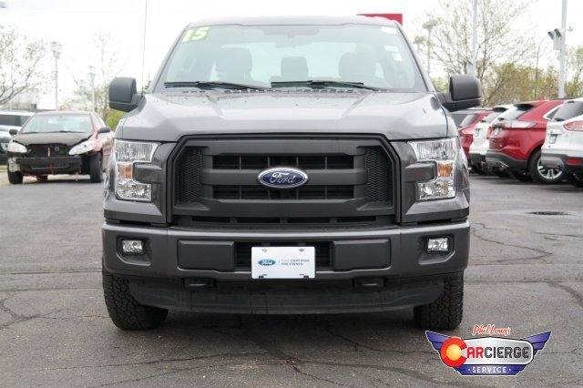 2015 F-150 Super Cab 4x4, Pickup #DP4961 - photo 9