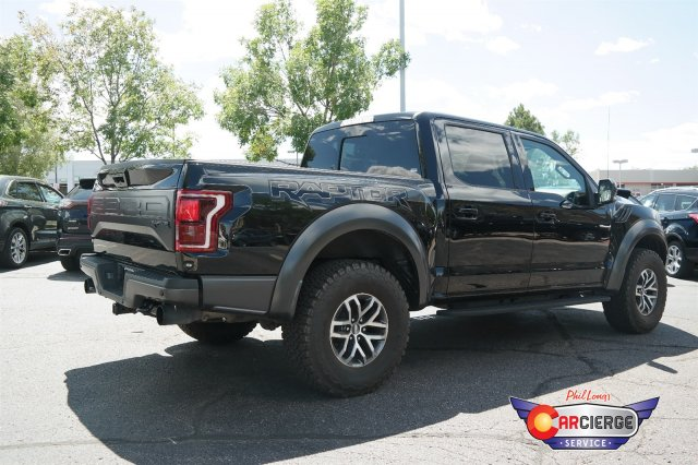 2017 F-150 SuperCrew Cab 4x4,  Pickup #DP5064 - photo 2