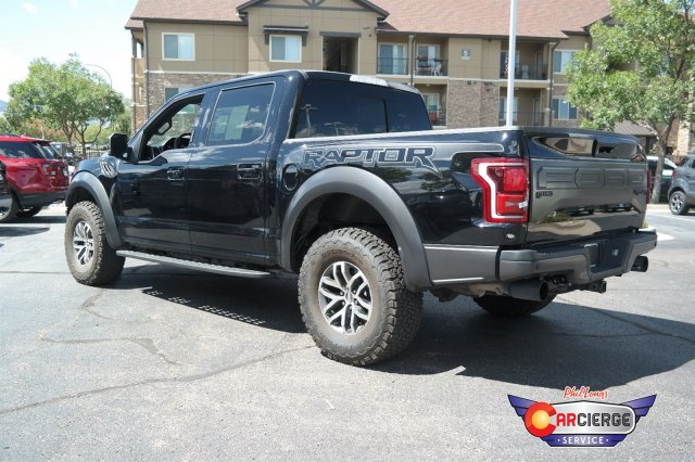 2017 F-150 SuperCrew Cab 4x4,  Pickup #DP5064 - photo 6