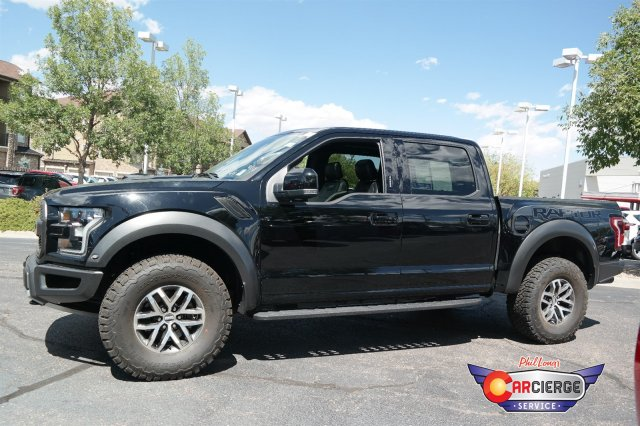 2017 F-150 SuperCrew Cab 4x4,  Pickup #DP5064 - photo 8