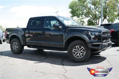 2017 F-150 SuperCrew Cab 4x4,  Pickup #DP5064 - photo 10