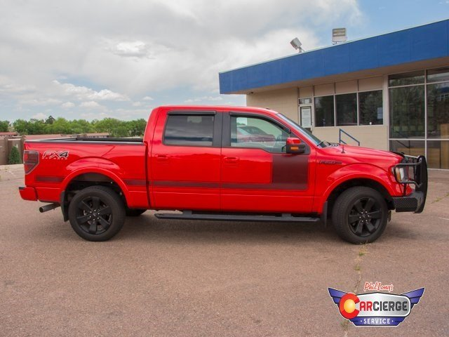 2013 F-150 SuperCrew Cab 4x4,  Pickup #DP5227 - photo 3