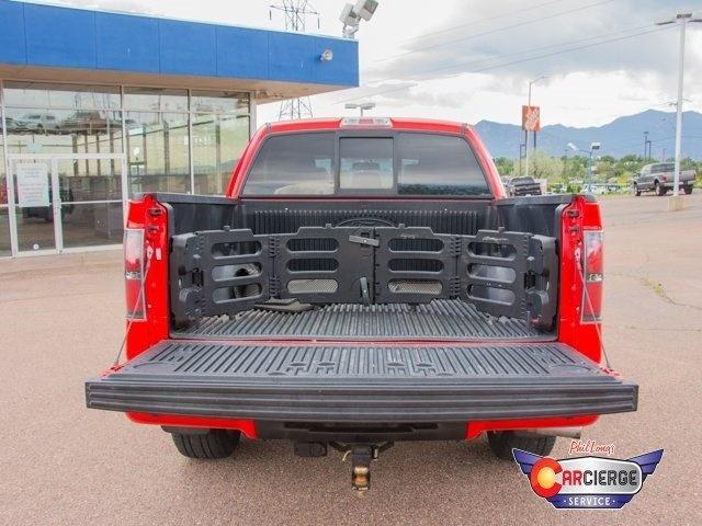 2013 F-150 SuperCrew Cab 4x4,  Pickup #DP5227 - photo 5
