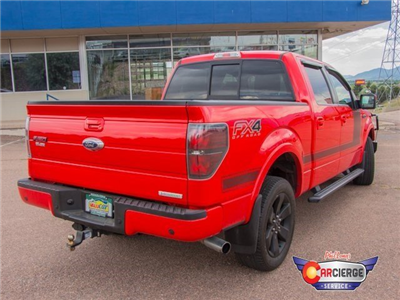 2013 F-150 SuperCrew Cab 4x4,  Pickup #DP5227 - photo 2
