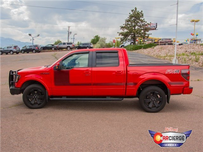 2013 F-150 SuperCrew Cab 4x4,  Pickup #DP5227 - photo 7