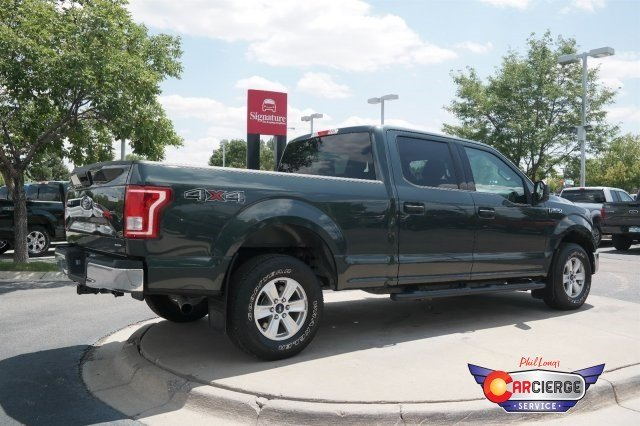 2015 F-150 SuperCrew Cab 4x4,  Pickup #DP5260 - photo 2