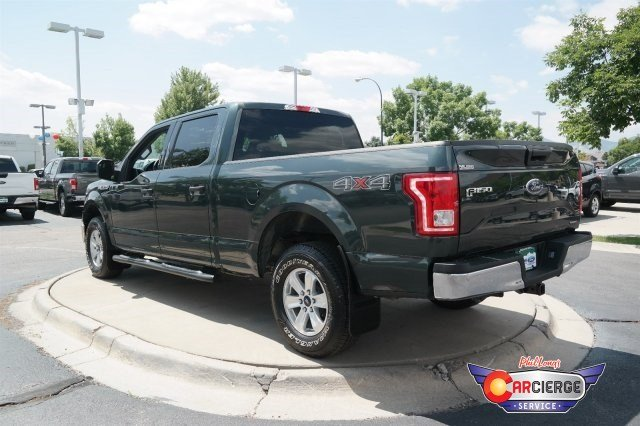 2015 F-150 SuperCrew Cab 4x4,  Pickup #DP5260 - photo 7