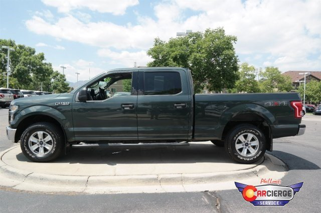 2015 F-150 SuperCrew Cab 4x4,  Pickup #DP5260 - photo 8
