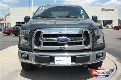 2015 F-150 SuperCrew Cab 4x4,  Pickup #DP5260 - photo 10