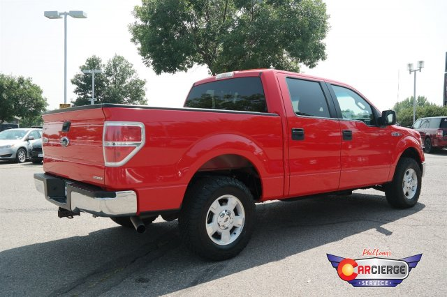 2013 F-150 SuperCrew Cab 4x4,  Pickup #DP5328 - photo 2