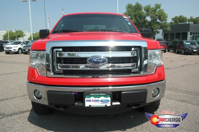 2013 F-150 SuperCrew Cab 4x4,  Pickup #DP5328 - photo 9