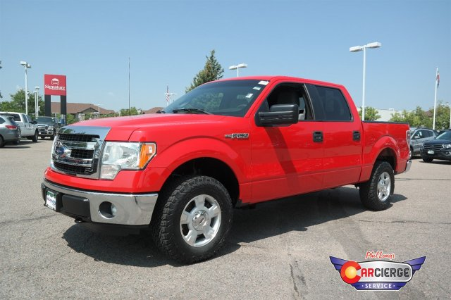 2013 F-150 SuperCrew Cab 4x4,  Pickup #DP5328 - photo 8