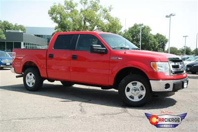 2013 F-150 SuperCrew Cab 4x4,  Pickup #DP5328 - photo 1