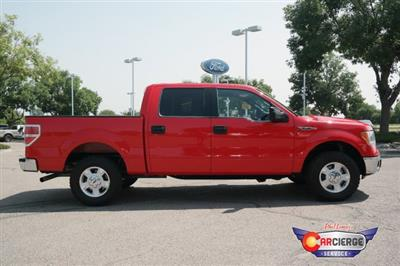 2013 F-150 SuperCrew Cab 4x4,  Pickup #DP5328 - photo 3