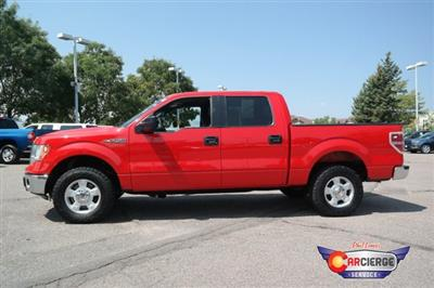 2013 F-150 SuperCrew Cab 4x4,  Pickup #DP5328 - photo 7