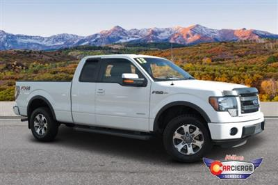 2013 F-150 Super Cab 4x4,  Pickup #DP5486 - photo 1