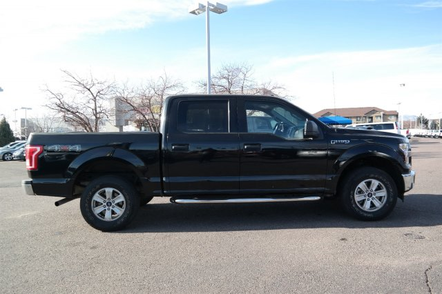2017 F-150 SuperCrew Cab 4x4,  Pickup #DP5732 - photo 8
