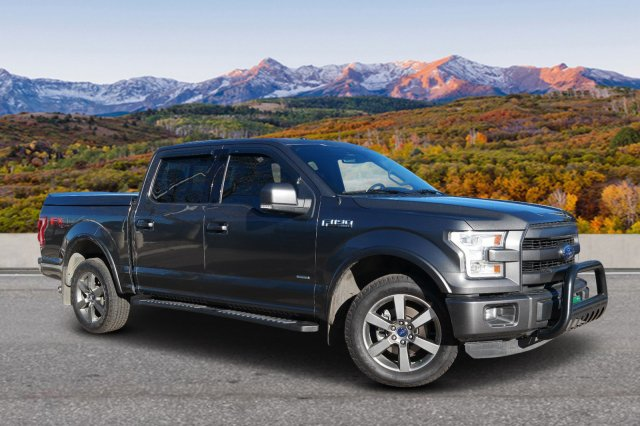 2015 F-150 SuperCrew Cab 4x4,  Pickup #DP5784 - photo 1