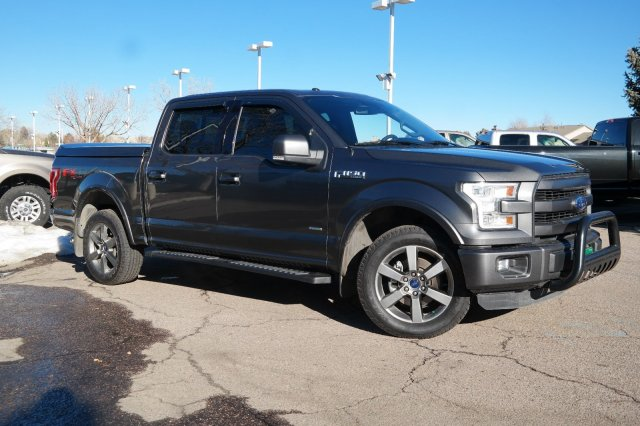 2015 F-150 SuperCrew Cab 4x4,  Pickup #DP5784 - photo 9