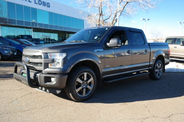 2015 F-150 SuperCrew Cab 4x4,  Pickup #DP5784 - photo 4