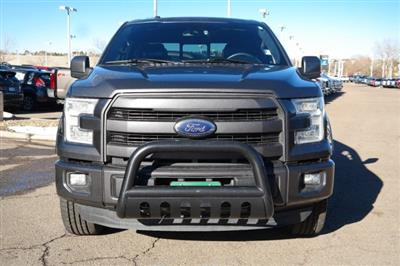 2015 F-150 SuperCrew Cab 4x4,  Pickup #DP5784 - photo 3
