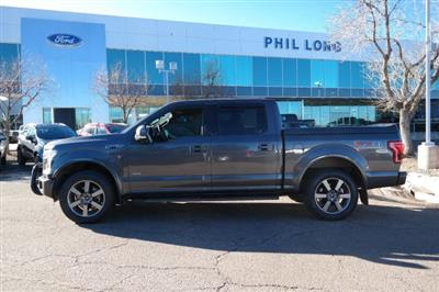 2015 F-150 SuperCrew Cab 4x4,  Pickup #DP5784 - photo 5