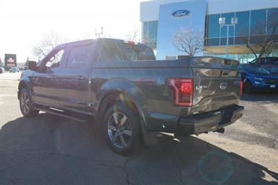 2015 F-150 SuperCrew Cab 4x4,  Pickup #DP5784 - photo 6
