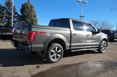 2015 F-150 SuperCrew Cab 4x4,  Pickup #DP5784 - photo 2