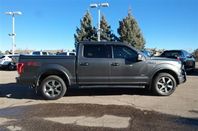2015 F-150 SuperCrew Cab 4x4,  Pickup #DP5784 - photo 8