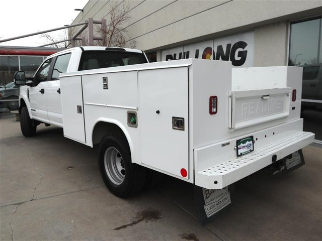 2019 F-350 Crew Cab DRW 4x4, Reading Service Body #DP7088 - photo 1