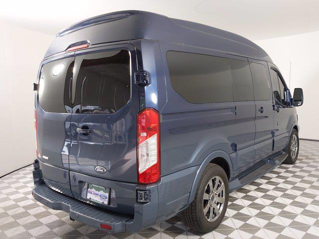 2015 Ford Transit 150 Low Roof 4x2, Passenger Wagon #DP8577 - photo 1