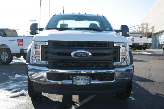 2017 F-550 Regular Cab DRW 4x4,  Cab Chassis #E15220 - photo 5