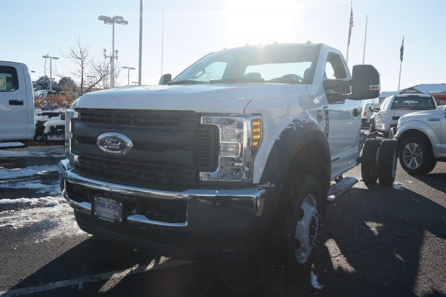 2017 F-550 Regular Cab DRW 4x4,  Cab Chassis #E15220 - photo 6