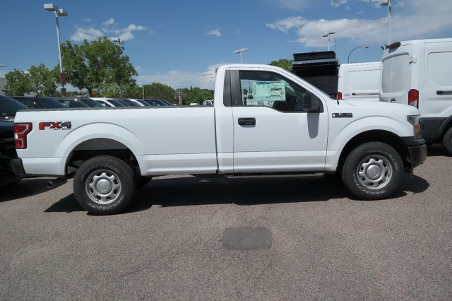 2018 F-150 Regular Cab 4x4,  Pickup #E36982 - photo 3