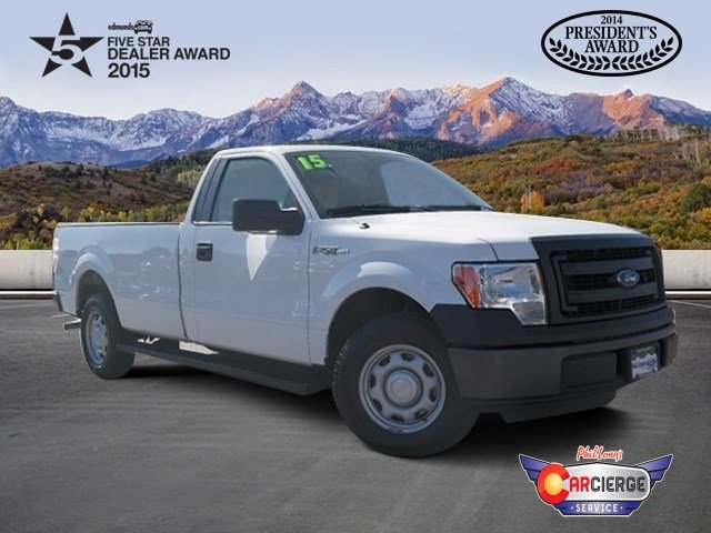 2013 F-150 Regular Cab Pickup #E56018A - photo 1